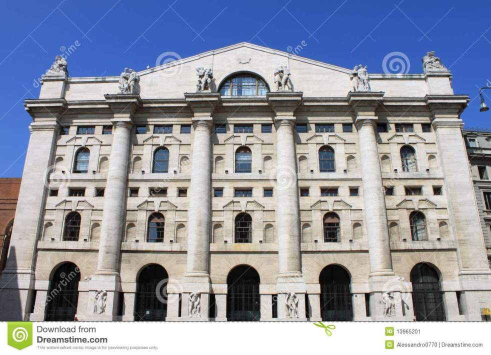 italian-stock-exchange-milan-13965201