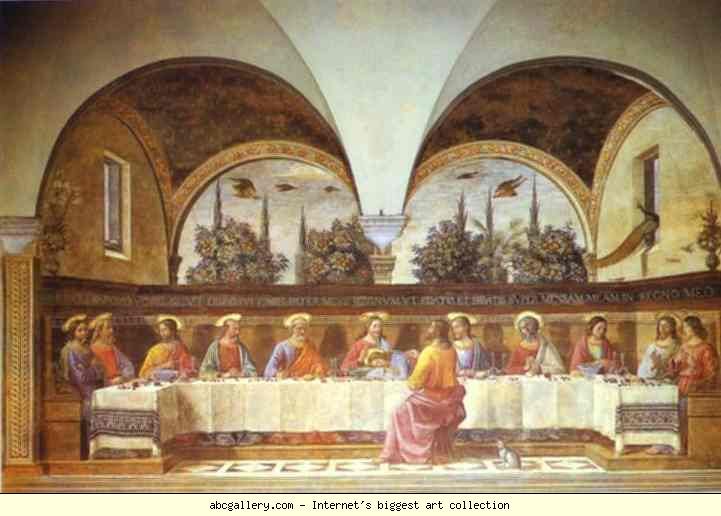 Last Supper Before da Vinci