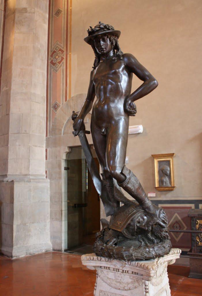 Donatellos David